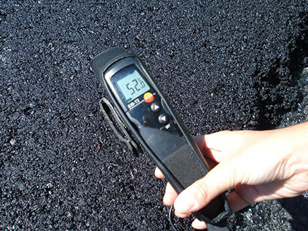 Half-warm asphalt mixes