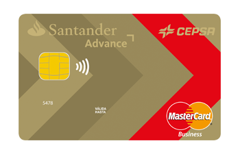Santander Star Advance Card