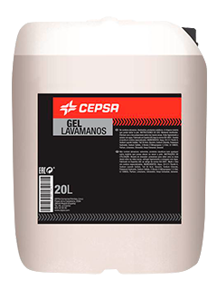 CEPSA HANDWASHING GEL